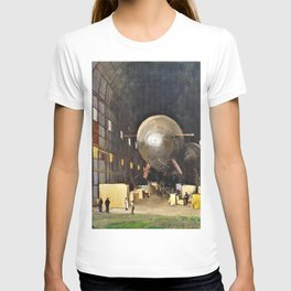 12,000pixel-500dpi -Sir John Lavery - The Silver Queen, Wormwood Scrubs - Digital Remastered Edition T-shirt