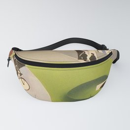 Chasoffart-In the name of life Fanny Pack