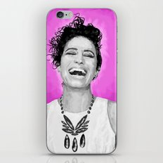 Ilana iPhone & iPod Skin