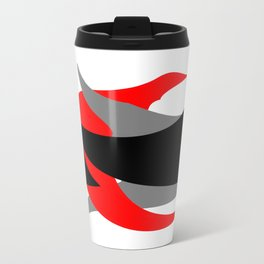 Something Abstract #1-2 Travel Mug