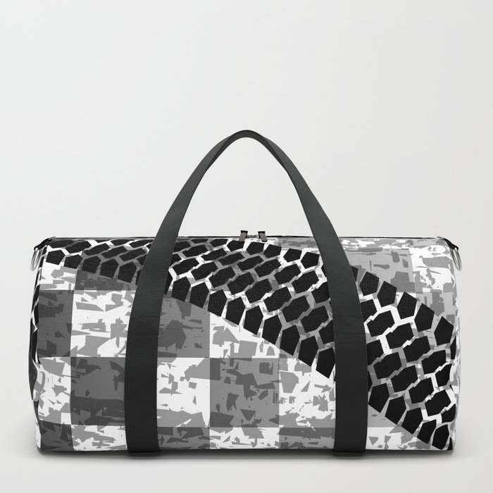 Flag Skid Mark Duffle Bag