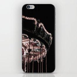 Paris Carousel iPhone Skin