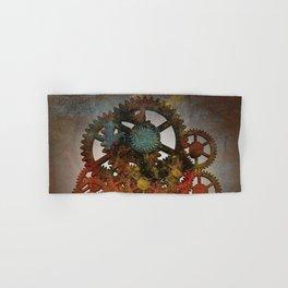 Industrial Rust Hand & Bath Towel