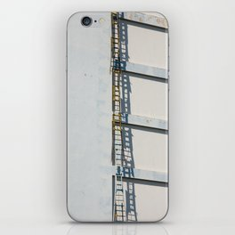 The sky's the limit iPhone Skin