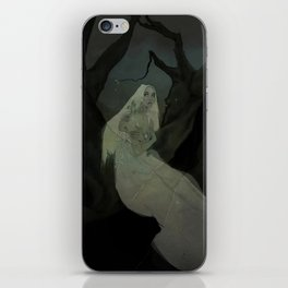 Ghostly iPhone Skin