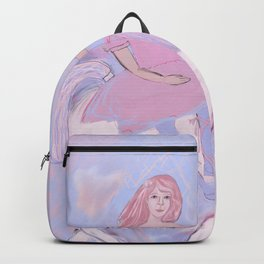 Caroline's Circus of Wonder and Sea Shells Backpack