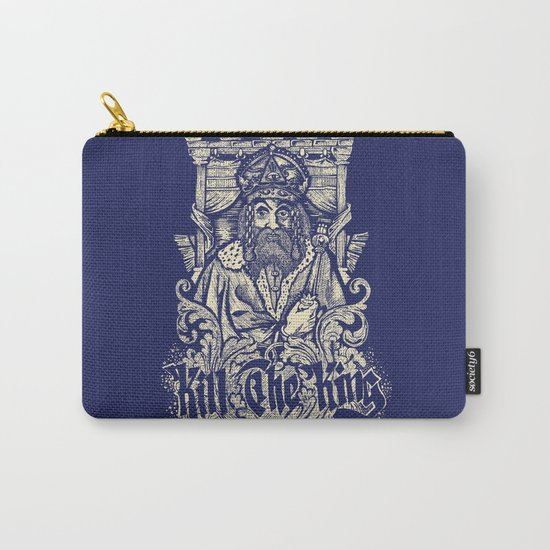 Kill The king Carry-All Pouch