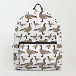 A Gaggle of Geese Backpack