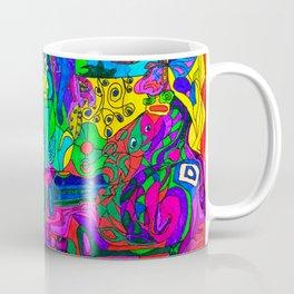 Fantacy Aquarium Coffee Mug