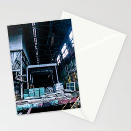 Abandoned Asylum I Stationery Cards