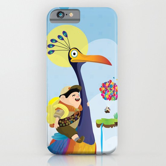 Kevin and russel iPhone & iPod Case