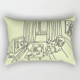 Perfect life! Rectangular Pillow