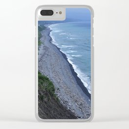 Verdant Coast Clear iPhone Case