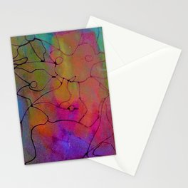 Neon Boy Stationery Cards