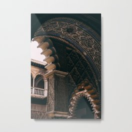Moorish architecture Metal Print
