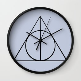 The Three Brothers Wall Clock