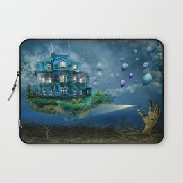 A journey with the wind Laptop Sleeve