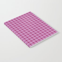 Checkered Squares Notebook