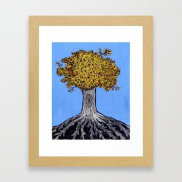 Some Good Could Come Out Of It Framed Art Print