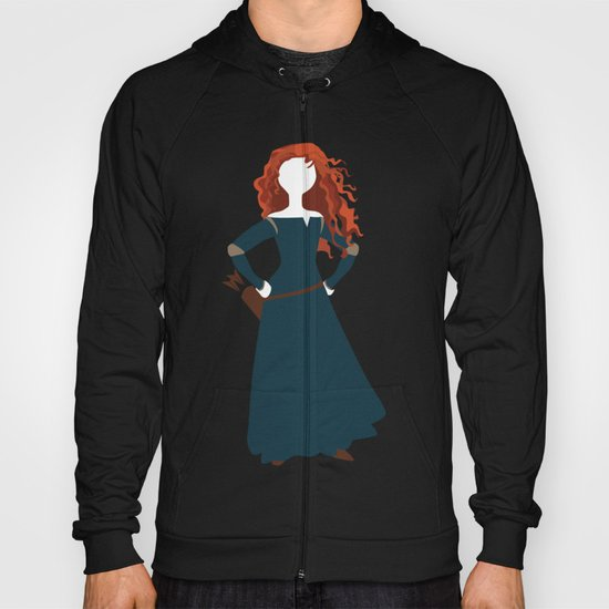 Merida from the Brave Hoody