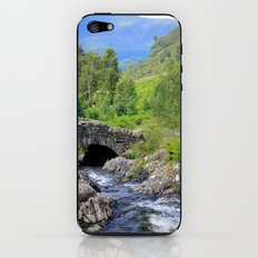 Ashness Bridge iPhone & iPod Skin