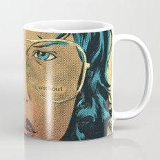 With & Without Mug