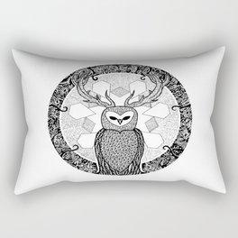 The Watcher Rectangular Pillow