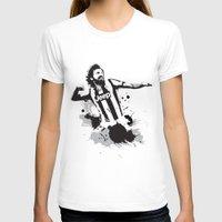pirlo T-shirts featuring Andrea Pirlo by Søren Schrøder