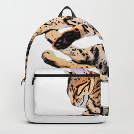 Bengal Kitty Nap Backpack
