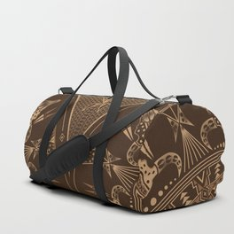 Buffalo Gathering Duffle Bag