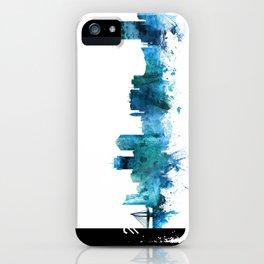 Wichita Kansas Skyline iPhone Case