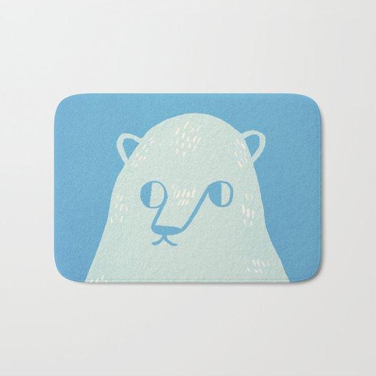 Polar Beverage Bath Mat