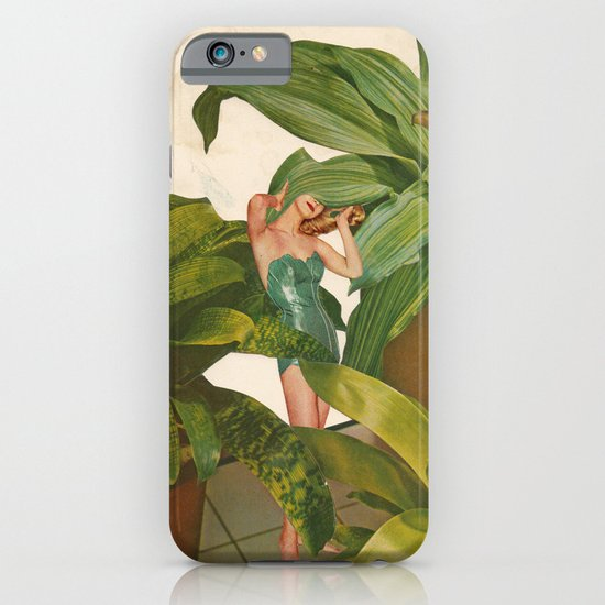 FOLIAGE iPhone & iPod Case