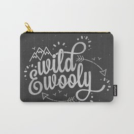 Wild & Wooly III Carry-All Pouch