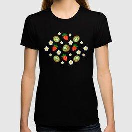 Strawberry Kiwi Smoothie T-shirt