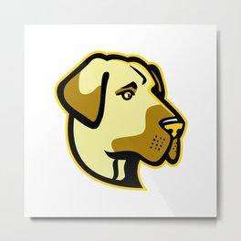 Anatolian Shepherd Dog Mascot Metal Print