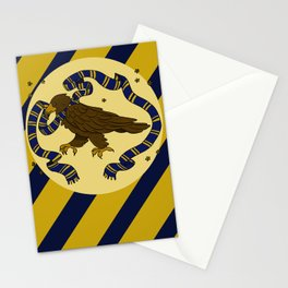 Clever Eagle Stationery Cards