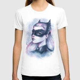 Catwoman Sketch  T-shirt