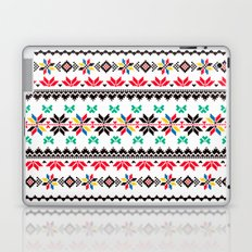Traditional Embroidery Laptop & iPad Skin