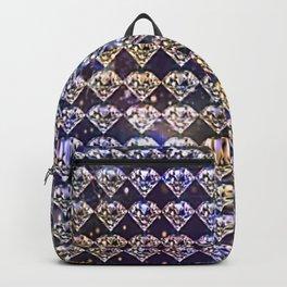Diamonds, diamonds... Backpack