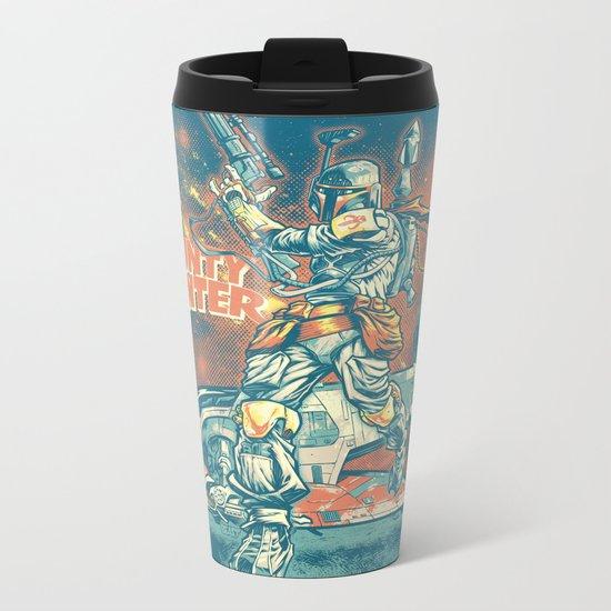 BOUNTY HUNTER Metal Travel Mug