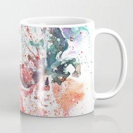 Butterflies Watercolor Painting Coffee Mug