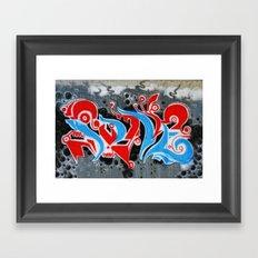Wall-Art-013 Framed Art Print
