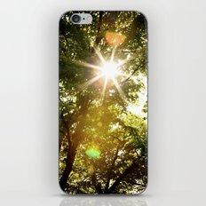 The Sun's Rays iPhone & iPod Skin