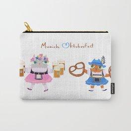 Munich Kitties Carry-All Pouch