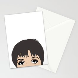 Liza With A Z drawing Stationery Cards
