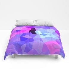 Purple Pink Amethyst - See Leggings! Comforters