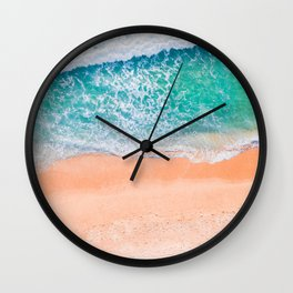 Tropical Delight - California Dreams Wall Clock