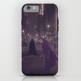 Gotham Nights iPhone Case