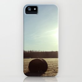On the Farm iPhone Case